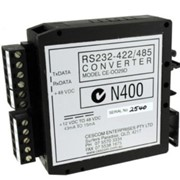 CesCom | Converter (Isolated)  | CE0029D 48V RS232 – RS422/485