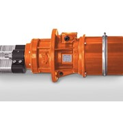 Flanged Electric Screen Vibrator Drive | MVE-FD