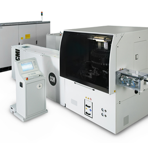 Plastic Cap Moulding Machine with Integrated Inspection | Sacmi CCM