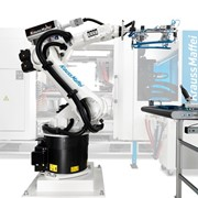 Industrial Robots Pick and Place