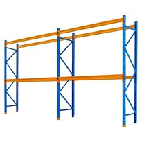 Pallet Racking | 12 Pallet Space 2438mm H