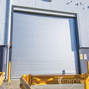 High-Speed Roller Doors Movishutter - External Security