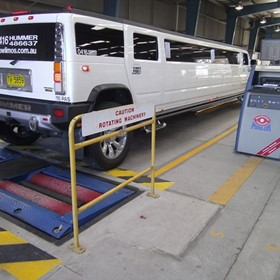 Vehicle Brake Testing - MAHA