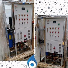 Commercial RO Desalination System - Pure Water Flow 43.000 LPD