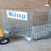 Stillages | Able Container | Pack King