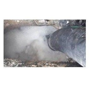 Thames Water Finds a Gigantic Leak on a Trunk Main