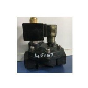 Solenoid Valve Process System 2