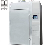 Single Trolley Smokehouse Oven | PACIFIC - Single Door