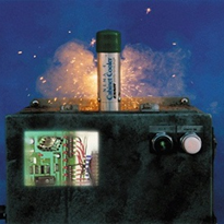 Cabinet Coolers - Stop electronic control downtime