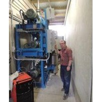 Swam Vacuum Pump System Solution for Australian Mint Oils