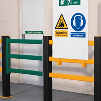 Warehouse Safety - A-SAFE - Sign Boards