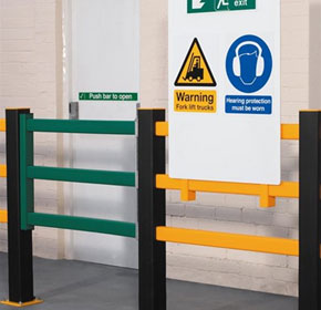 Warehouse Safety | A-SAFE | Sign Boards