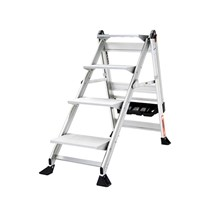 Jumbo Step Ladder 4 Steps | LITTLE GIANT