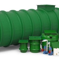Packaged Pump Stations
