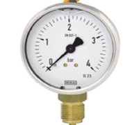 Bourdon Tube Pressure Gauge, Copper Alloy Model 113.53