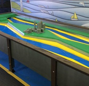Multi-Layer Coloured HDPE for Signage and Playgrounds