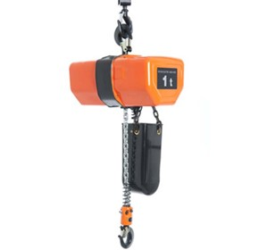 Electric Chain Hoists & Winches