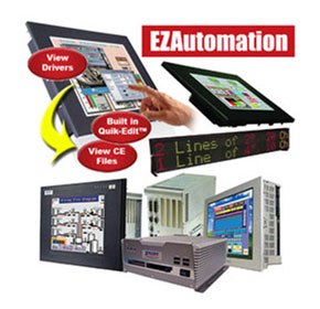 EZ Touch Screens & Panels