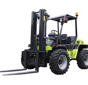All Terrain Forklifts