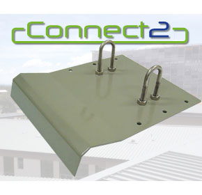 Abseil Gutter Protection Bracket | Connect2