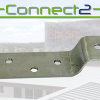 End Anchor | Connect2 Multipurpose Concrete/Wall End Anchor