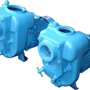Aussie GMP Semi Trash Pumps