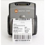 Mobile Receipt Printers | Datamax-O'Neil RL4 + Bluetooth