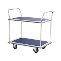 Double-Handle Trolley | Two Tier