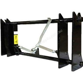 Weldable Euro Tractor Quick Hitch Frame