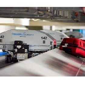 High Speed Transportation Systems BEUMER Autover®