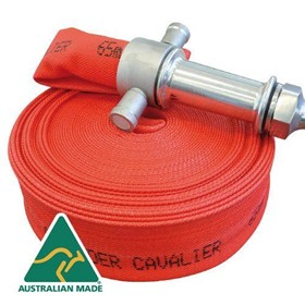 Cavalier High Pressure Fire Fighting Layflat Hose