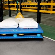 Safety Barrier | A-SAFE | Kerb Barrier