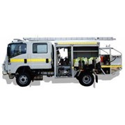 Fire Fighting Medium Pumper