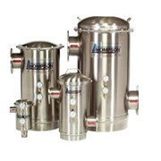 Miller-Leaman Thompson Strainers | Water Recycling & Filtration System