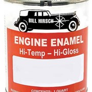 Engine Enamel | Bill Hirsch High Gloss Paints