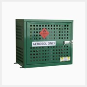 Aerosol Storage Cage | 100 Can TSSAS2