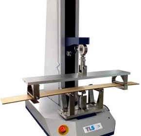 Hylec Controls' Bending Stiffness Tester of Corrugated Boards