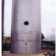 Cosme Must Fermentation Tanks