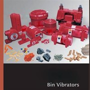 Bin Vibrators for Bulk Materials - EMAG Series