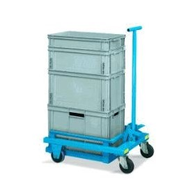 Highest Quality Industrial Trolley | (Italy)
