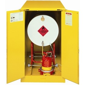 Dangerous Goods Storage Cabinets 205L | Chemicals, Drums and Fuels