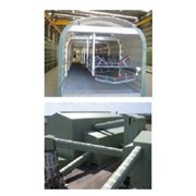Fully Enclosed Gallery & Conveyor System | Redispan