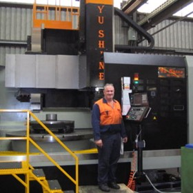 CNC Vertical Lathe 650mm to 5000mm turning diameter