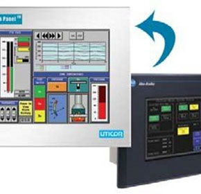 HMI Touch Scre Panel - Drop In Replacement for Allen Bradley
