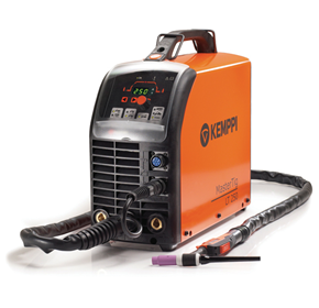 Kemppi releases new device for high quality DC Tig welding