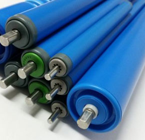New PVC Conveyor Roller Range from Adept Conveyor Technologies