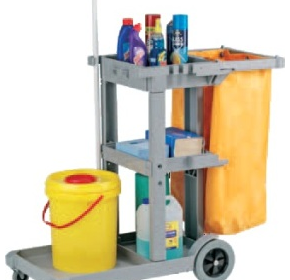 Janitorial Trolleys & Carts