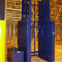 Economic benefits of pallet dispensers