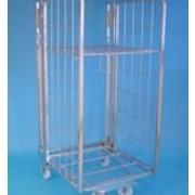 Wire Container | 2 Sided Nesting A Frame