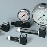 Hydraulic Force & Pressure Gauges